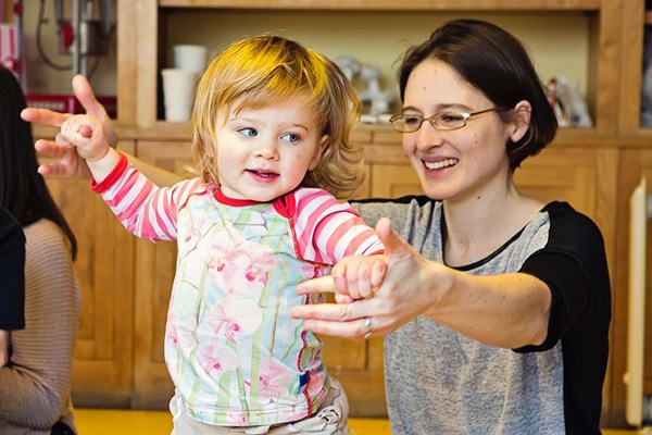 Lucy Sparkles & Friends Toddler & Pre-school Dance Classes in London, Surrey and Essex