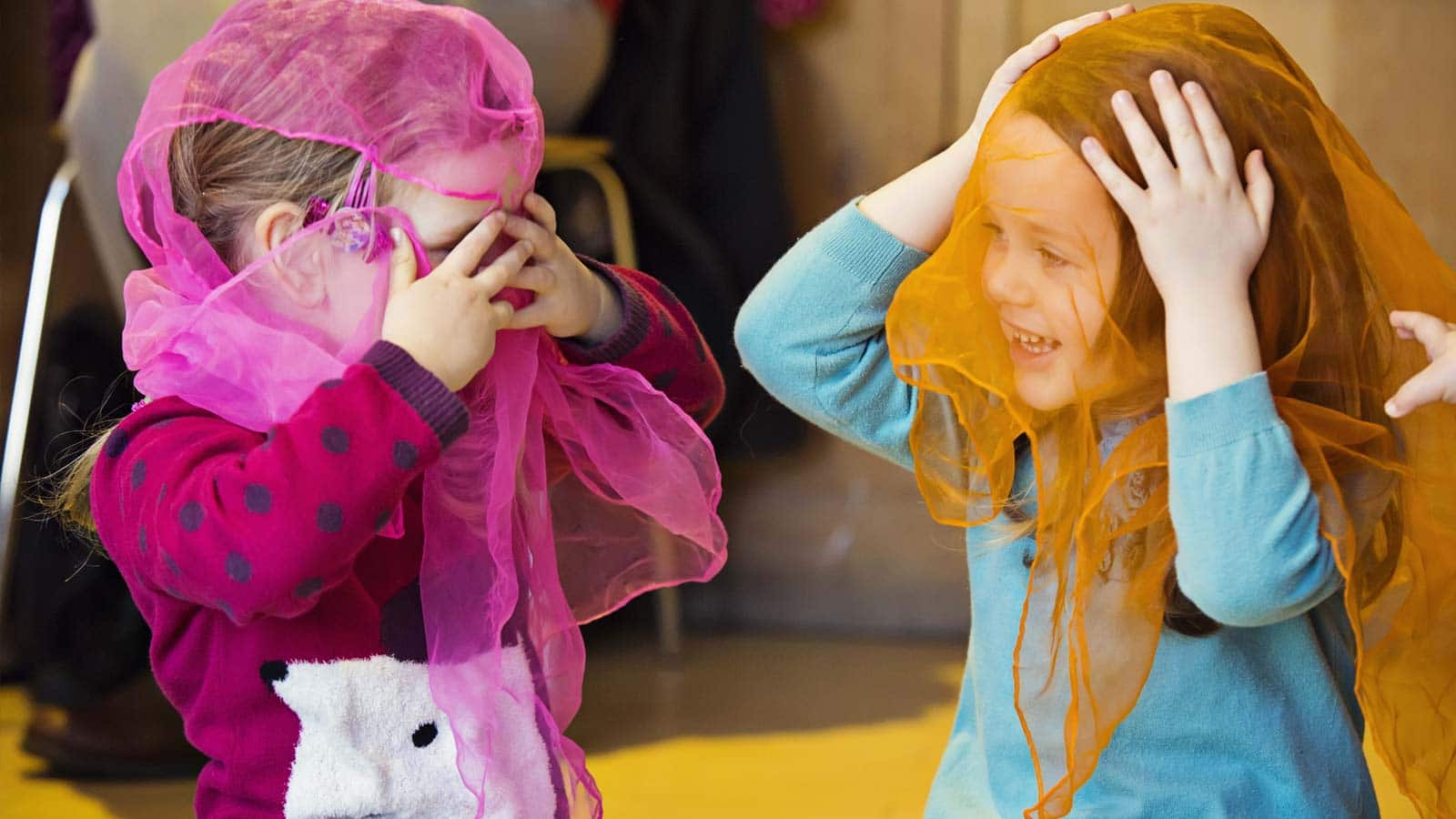 Drama, music and dance classes for young children living in Singapore